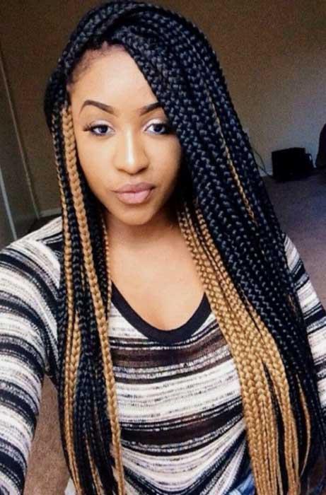 African american singles braids